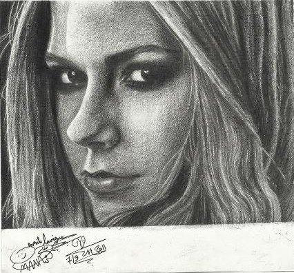 Avril Lavigne by MaNaR